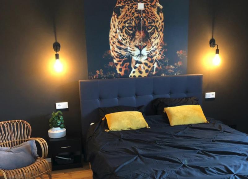 De wildste dierenprints voor in jouw slaapkamer