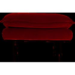 HK-living retro sofa hocker nude
