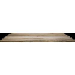 Tafelblad Alami - 130x80 cm - teak