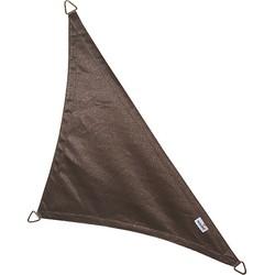Coolfit schaduwdoek driehoek 90° - 5.0x5.0x7.1m - Antraciet