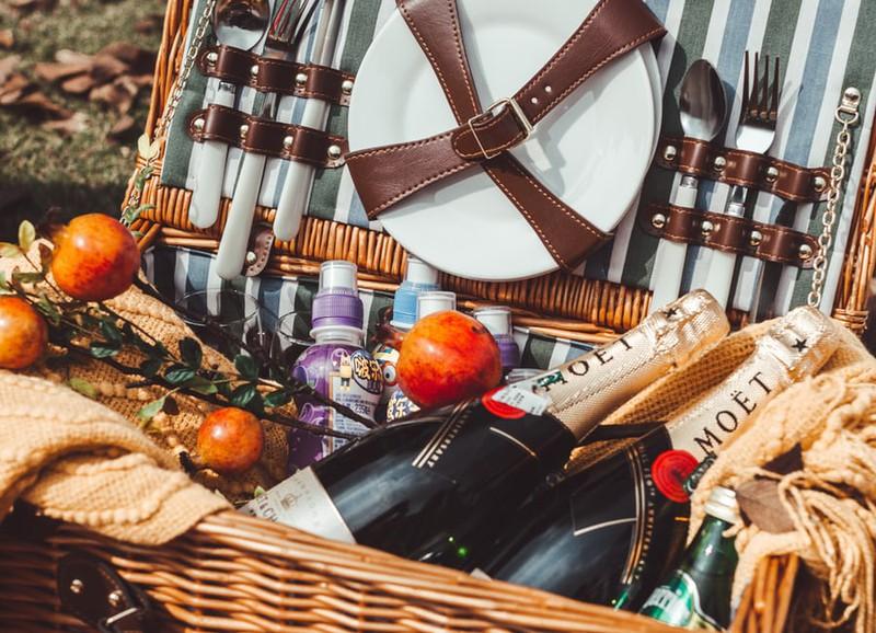 Alles wat je nodig hebt voor een perfecte picknick