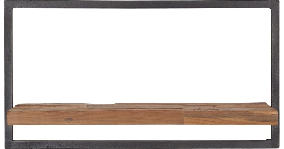 D-Bodhi Shelfmate d-Bodhi Type A Wandbox – Wandplank Teakhout 65 x 25 x 35 CM online kopen