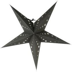 Mrs. Bloom Decoration hanger Star M Black