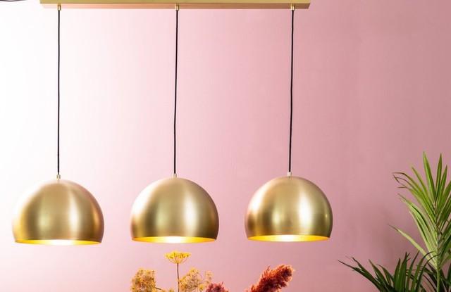 De meest trendy hanglampen