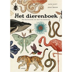 Het Dierenboek - Katie Scott en Jenny Broom