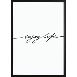 Enjoy Life Poster (21x29,7cm)