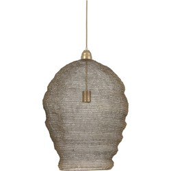 Hanglamp NIKKI - Gaas Antiek-Brons