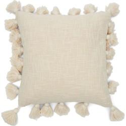 Riviera Maison Fleur Pompom Pillow Cover