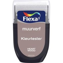Muurverf Tester Heart Wood 30ml