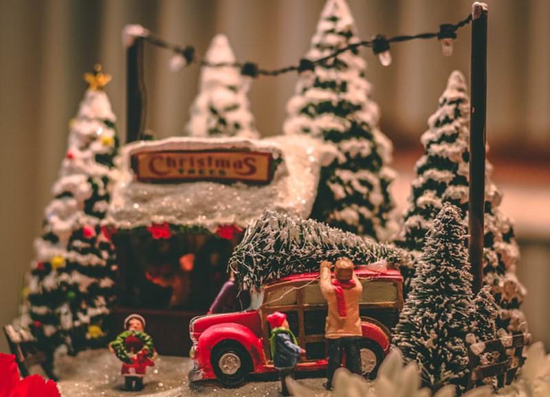 Zo bouw je je eigen kerstdorp!