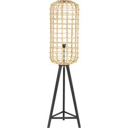 Vloerlamp NOAH - Rotan Naturel - XL