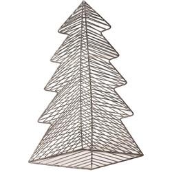 Christmas Iron Deco - 30.0 x 13.5 x 41.0 cm