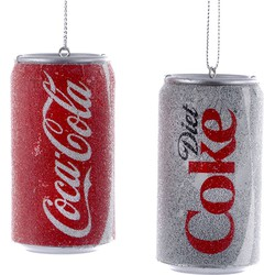 Coca-Cola Can Blow Mold 3 Inch
