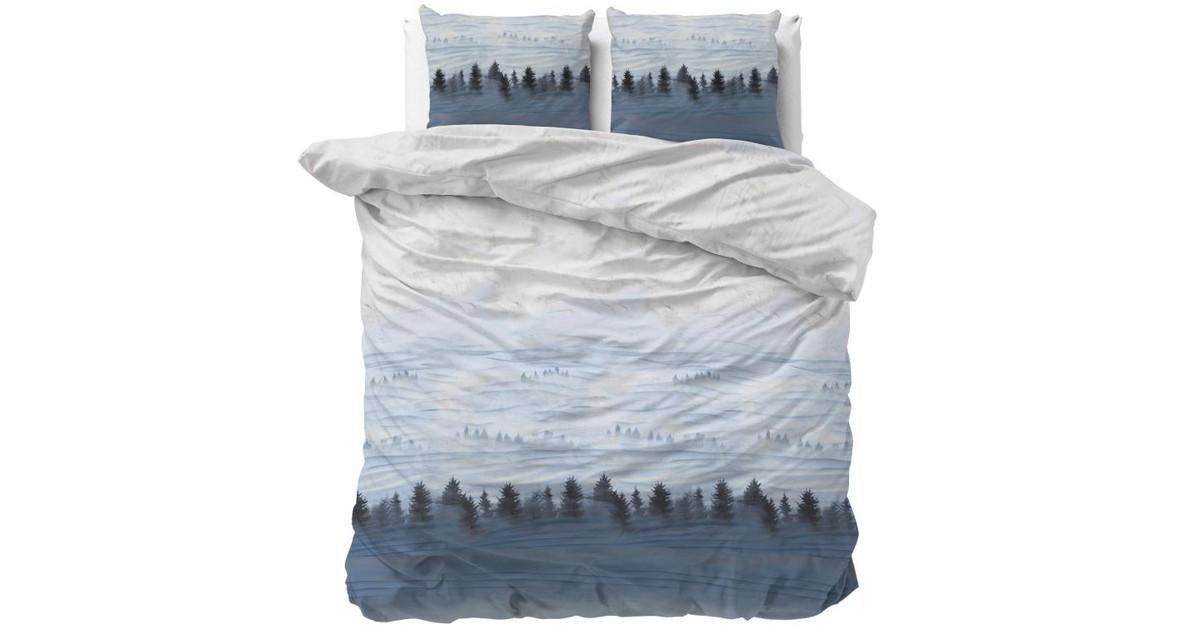 Sleeptime Dekbedovertrek Winter Forest Grey-240x200/220