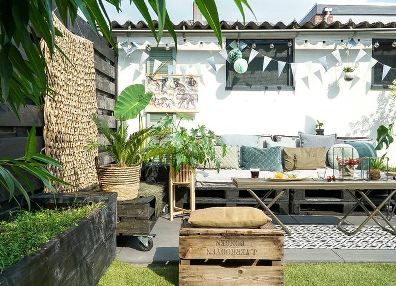 Deze 7 kamerplanten kunnen in de zomer ook buiten staan