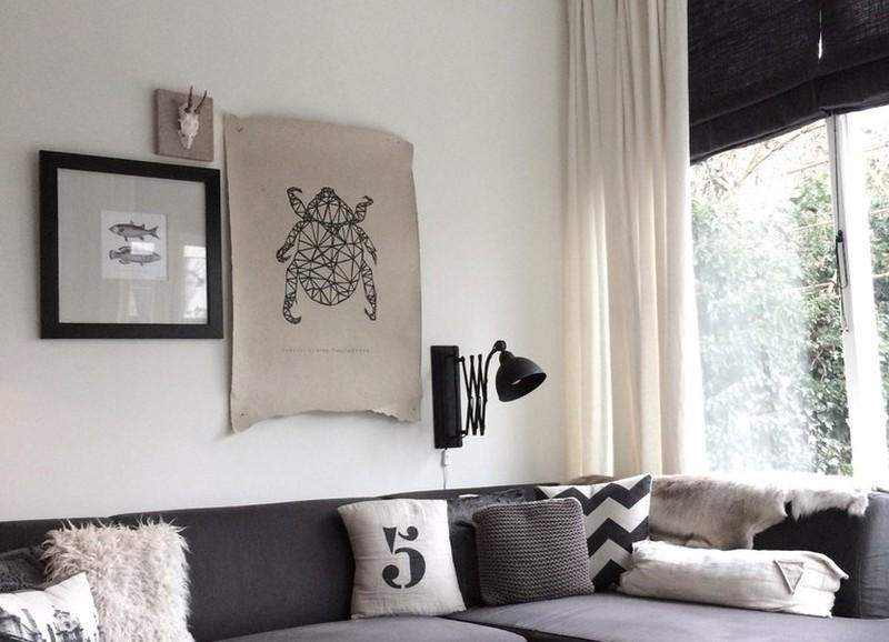 Shop the look: een knus, robuust interieur
