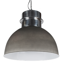 Hanglamp Prato 40 cm Cement