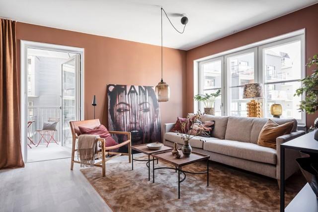 Shop the look: sfeervol interieur met warme tinten