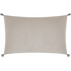 House in Style Kussenhoes Ronda Taupe | 40x60 cm