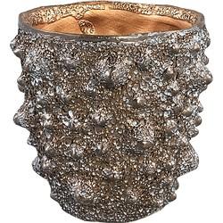 Fray Gold - 8.5 x 8.5 x 8.5 cm