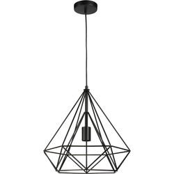 Hanglamp Uppsala Zwart