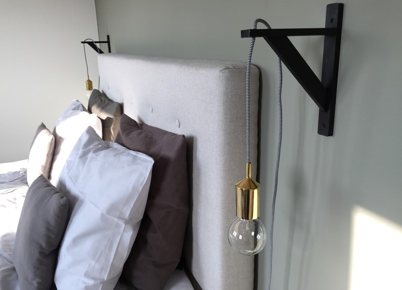DIY: nachtlampje van boekensteun