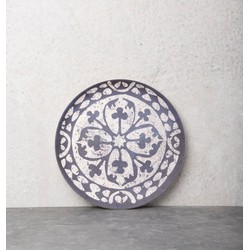 Plate European Tile (Ø18 cm)