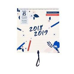 Busy B School Mid Year Calendar 2018/2019