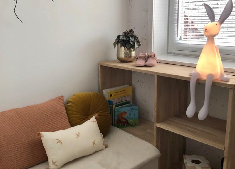 Kamerplanten die in een babykamer kunnen staan