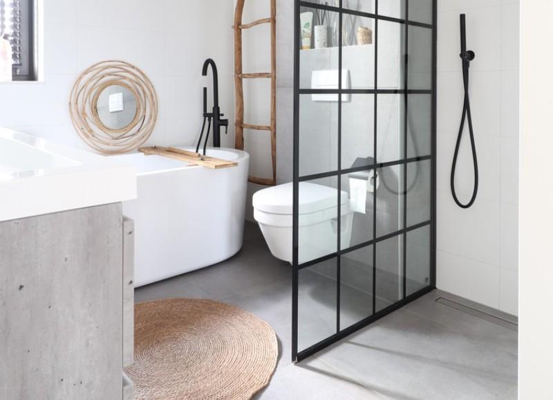 5x industriële badkamers uit onze Binnenkijkers