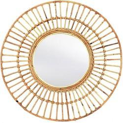 Home36 Golden Sun spiegel ø50 cm