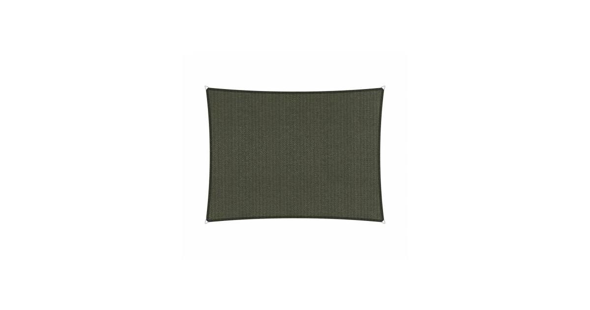 Shadow Comfort rechthoek 3x4m Deep Grey