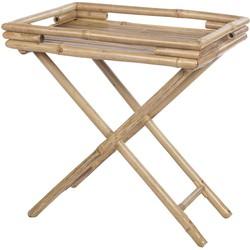 Cozy Ibiza - Butler tray van bamboe