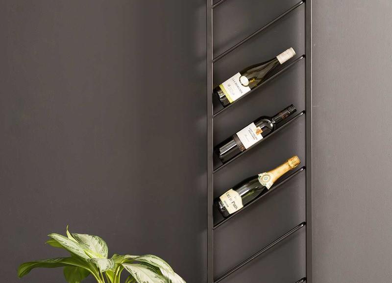 Speciaal voor de wijnliefhebbers hebben wij de leukste wijnrekken op een rijtje gezet!