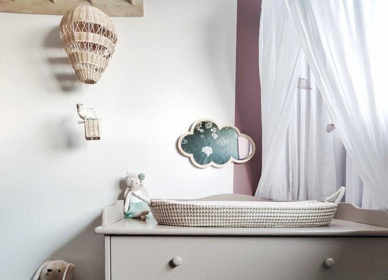 In 5 stappen naar een mooie babykamer