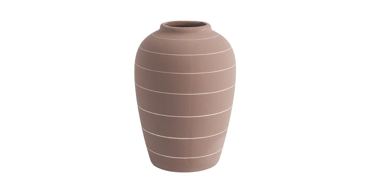 PT Living Vase Terra Cone