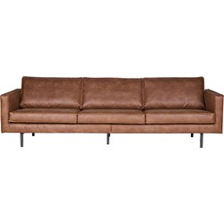 BePureHome Rodeo Bank 3 zits - Cognac - 85x277x86