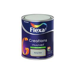 Muurverf Extra Mat - Early Dew - Mengkleuren Collectie - 5 Liter