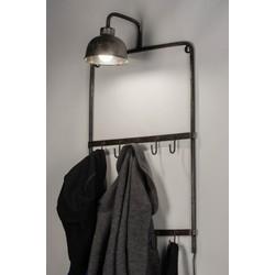 AnLi-Style Ten Kapstok Met Lamp