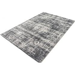 Vloerkleed 80 x 150 cm Lifa Living - Donkergrijs