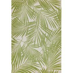 Easy Living Patio 15 Green Palm - 120 x 170 cm