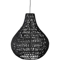 Zuiver Hanglamp Cable Drop - Ø45 Cm - Zwart