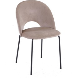 Pole to Pole - Cave chair sand white