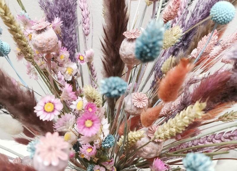 De mooiste droogbloemen én bijpassende vazen (die je direct kunt shoppen!)