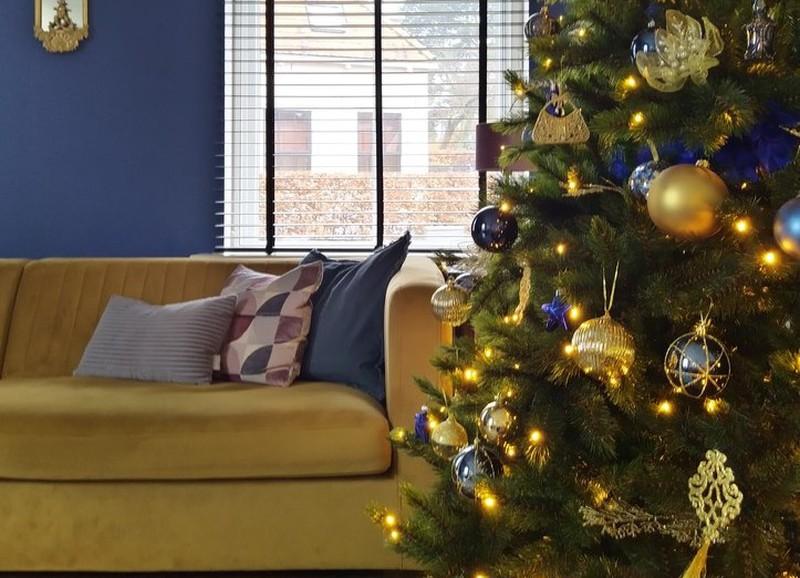 De leukste gouden kerstversiering