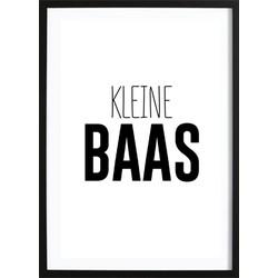 Kleine Baas (29,7x42cm)