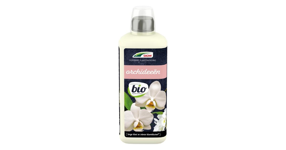 Vloeibare meststof orchideeen 0,8 l