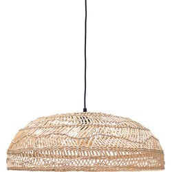 hanglamp riet naturel medium 20 x 60 x 60