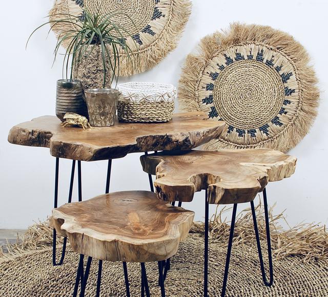 18x salontafels voor een bohemien interieur