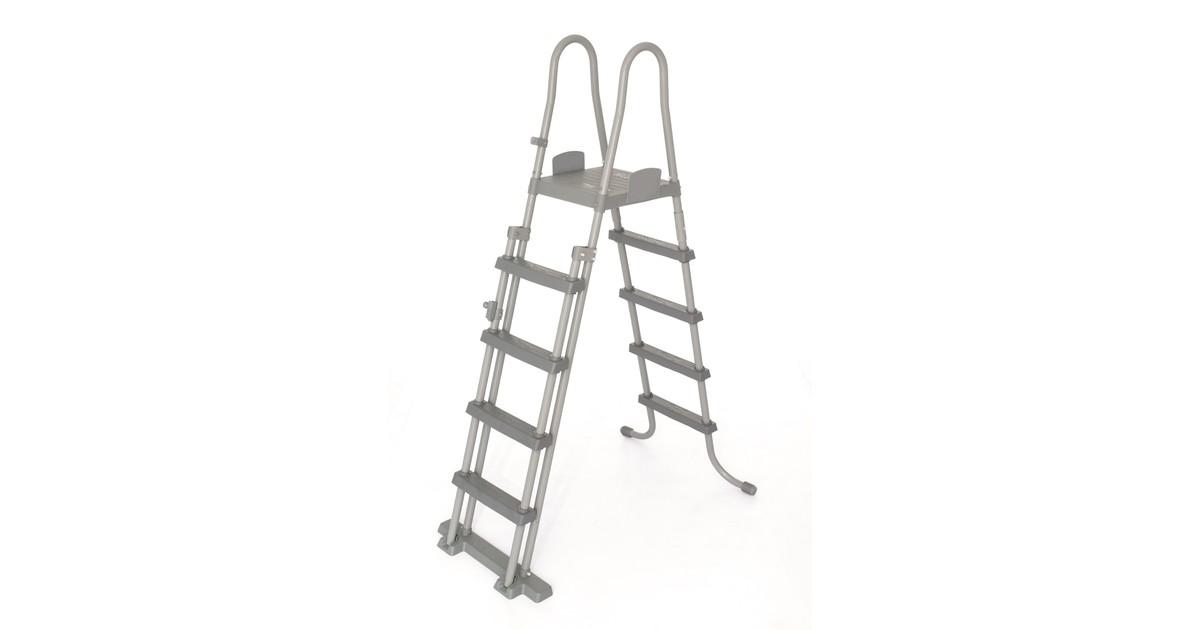 Trap opbouw zwembad 132 cm